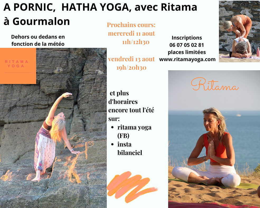 Hatha Yoga à Pornic