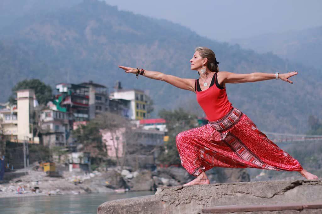 Yoga avec Ritama