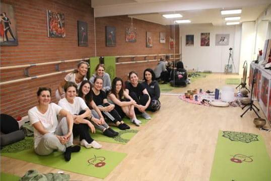 Yoga en Studio avec Ritama